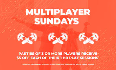 Multiplayer Sundays